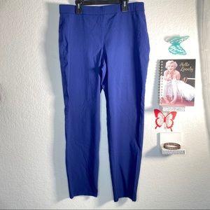 Style & Co Stretch Skinny Pants dark blue, navy